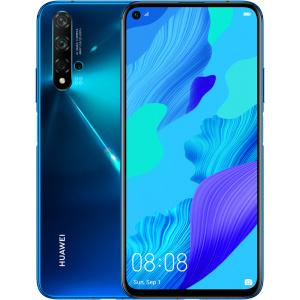 Huawei Nova 5T 128GB 6GB RAM Dual SIM 4G Crush Blue