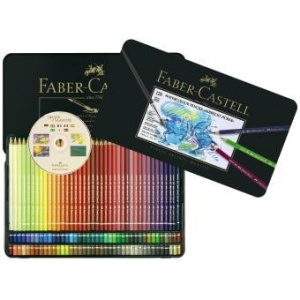 Faber-Castell CREIOANE COLORATE ACUARELA 120 BUC + CD A.DURER 117511