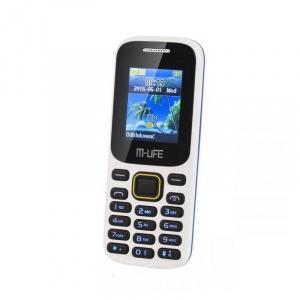 M-Life ML0586.1W Dual Sim White