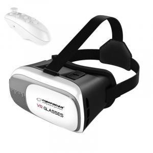 Esperanza Ochelari VR 3D cu Telecomanda PAK265