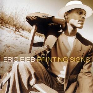 Eric Bibb Painting Signs