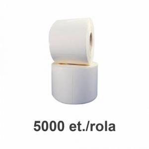 ZINTA Role etichete compatibile Epson / Primera 70x30mm - 70X30X5000-JETGLOSS