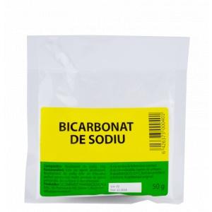 Vitalia Pharma Bicarbonat De Sodiu 50gr