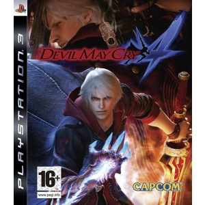 Capcom Devil May Cry 4 G4097