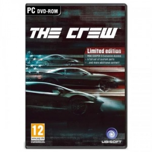 Ubisoft The Crew Limited Edition PC