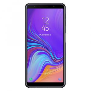 Samsung Galaxy A7 2018 4GB RAM 64GB Dual Sim 4G Black