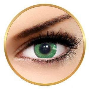 Solotica Solflex Natural Colors Verde 30 purtari (2 lentile/cutie)