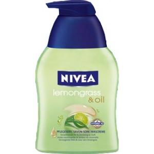 Nivea Sapun Lichid - Lemongrass&Oil - 250ml