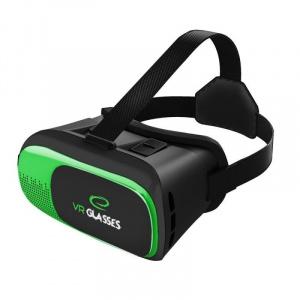 Esperanza Ochelari VR 3D, smartphone 3.5-6 inch, lentile reglabile, fanta casti EGV300