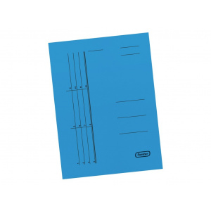Forster Dosar plic economy - albastru