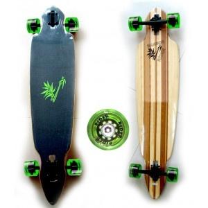 Spartan Longboard Bamboo 42 inch