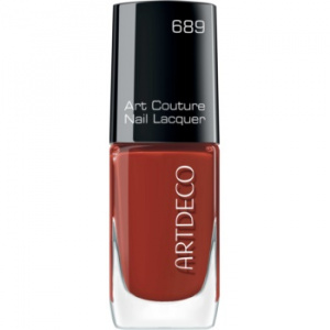 Artdeco Art Couture Nail Lacquer 689 Terra red 10 ml