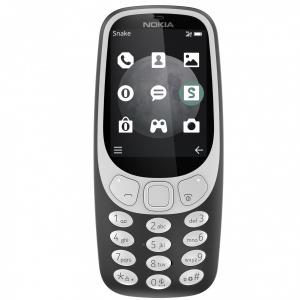Nokia 3310 2017 Dual SIM Charcoal