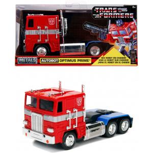 Simba Masinuta metalica transformers  g1 optimus prime scara 1 la 32