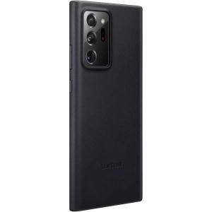 Samsung Leather Cover   Galaxy Note 20 Ultra N985 Black