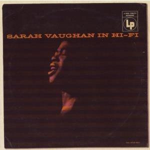 Sarah Vaughan - In Hi-Fi