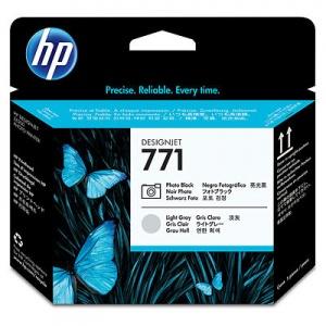 HP 771 Photo Black/Light Gray Designjet Printhead (CE020A)