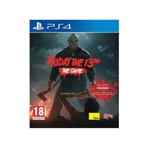 Maximum Games Friday The 13Th Ps4