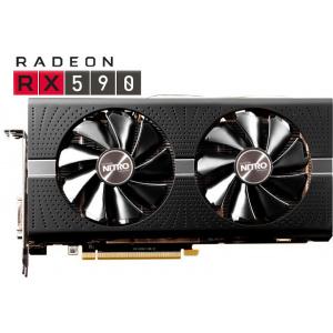 Sapphire Radeon RX 590 Nitro+ 8GB GDDR5 256-bit