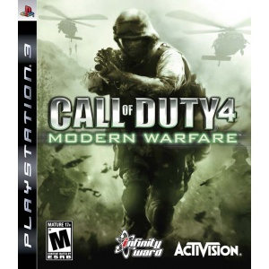 Activision Call of Duty 4: Modern Warfare - GOTY (PS3) G4272