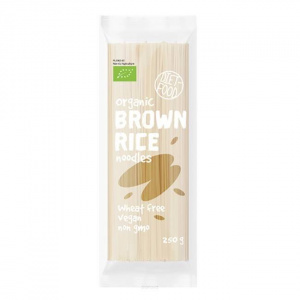 Diet-Food Paste Taiței Bio, Orez integral, 250 grame