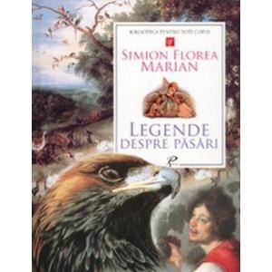 Simion Florea Marian Legende despre pasari 978-997-569-914-3