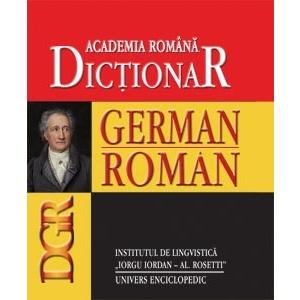 Dicţionar germanromân