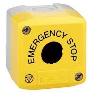 Schneider Electric Cutie Galbena 1 Desch,Emergency Stop XALK01H29