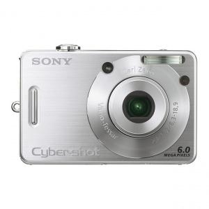 Sony Cybershot DSC W50