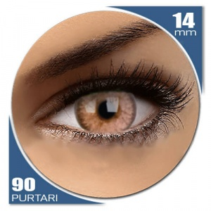 Phantasee Mellow Caffein Brown -  90 purtari