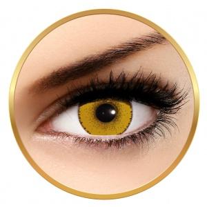 Solotica Solflex Colors Hype Amarela Yellow - 30 purtari (2 lentile/cutie)