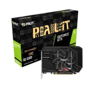 Palit GeForce GTX 1660 Ti Stormx OC 6GB DDR6 192-bit (NE616TS18J9-161F)