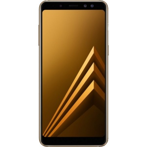 Samsung Galaxy A8 2018 32GB Dual SIM 4G Gold