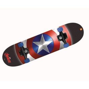 Mondo Skateboard Captain America