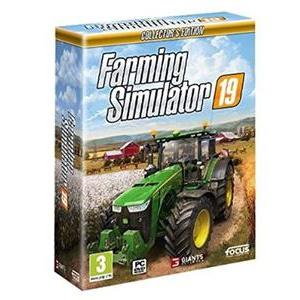 FOCUS Farming Simulator 19 Collector s Edition PC