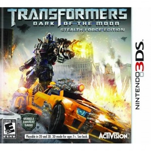 Activision Transformers: Dark of the Moon - Stealth Force Edition  (3DS)