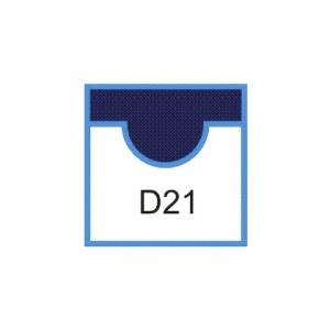 Warrior CUTIT DE SCHIMB PENTRU 21139, D21