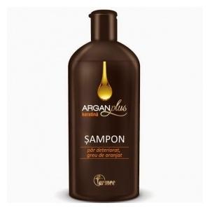 Farmec Sampon argan plus keratina 250 ml