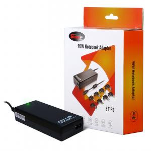 Inter-Tech Sinan UB-90HB Universal 90W Black power adapter/inverter