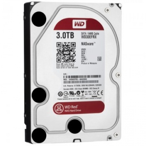 Western Digital Red 3TB Hard Drive for NAS ( WD30EFRX)