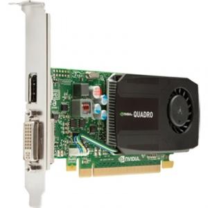 HP Quadro K600 1GB DDR3 128-bit (C2J92AA)