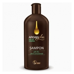 Farmec Sampon argan plus ulei de masline 250 ml