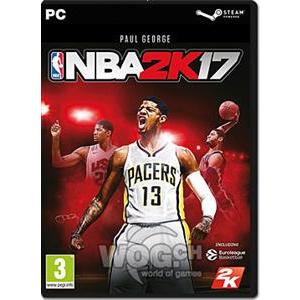 2K NBA17 (CD KEY)  PC
