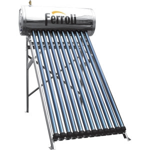 Ferroli Ecoheat 12 tuburi si boiler 120 litri
