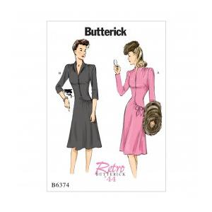 Butterick Tipar rochie B6374