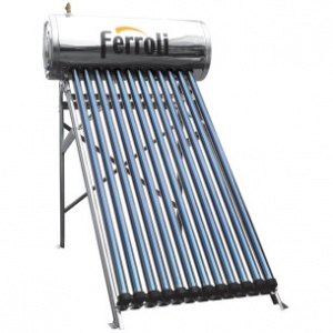 Ferroli Ecoheat 20 tuburi si boiler 200 litri