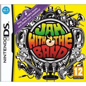 Nintendo Jam with the Band (DS) NIN-DS-JAMBAND