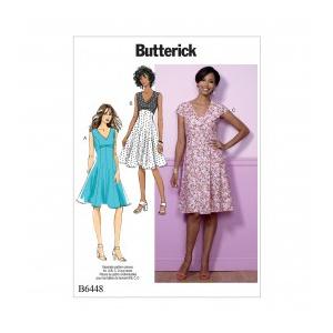 Butterick Tipar rochie B 6448