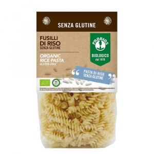 Probios Fusilli de orez, fara gluten, Bio, 400 grame