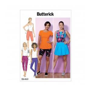 Butterick Tipar pantaloni si fusta B 6460
